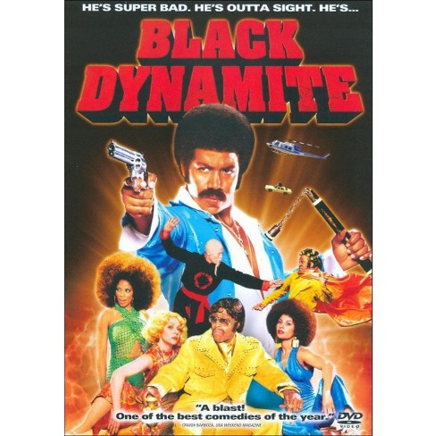 Black Dynamite (DVD) - image 1 of 1