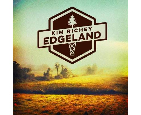 Kim Richey - Edgeland (CD) - image 1 of 1