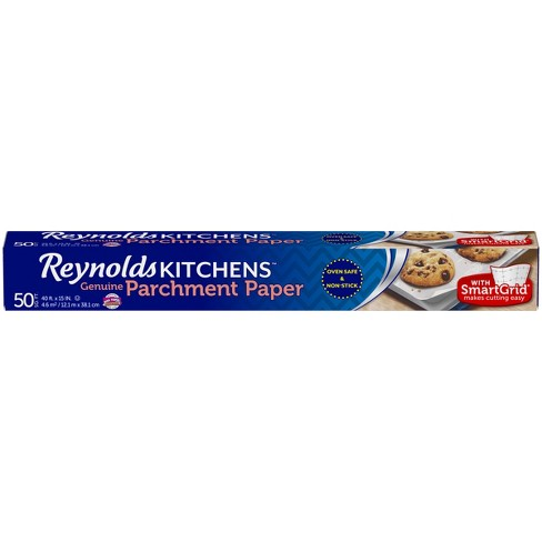 Reynolds Kitchens Non-Stick Parchment Paper - 50 sq ft - image 1 of 4