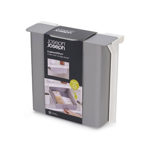 Joseph Joseph CupboardStore Under-shelf drawer - Gray - image 1 of 4