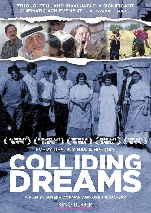 Colliding Dreams (DVD) - image 1 of 1