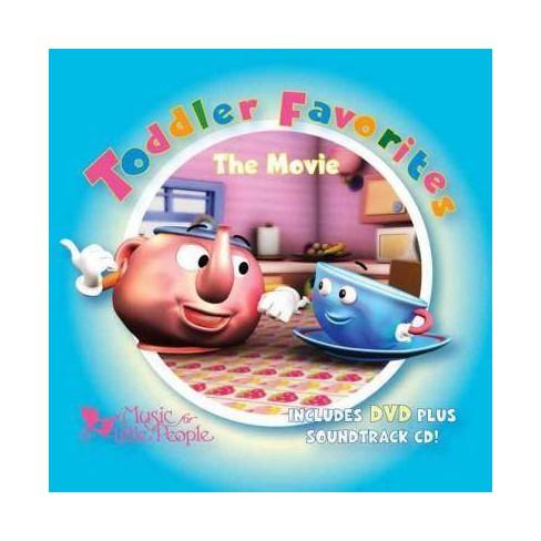 TODDLER FAVORITES:MOVIE (DVD) - image 1 of 1
