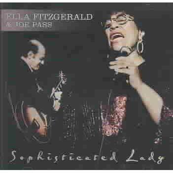 Ella Fitzgerald - Sophisticated Lady (CD)