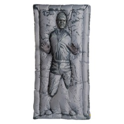 Star Wars Men's Classic Inflatable Han Solo in Carbonite Halloween Costume - One Size
