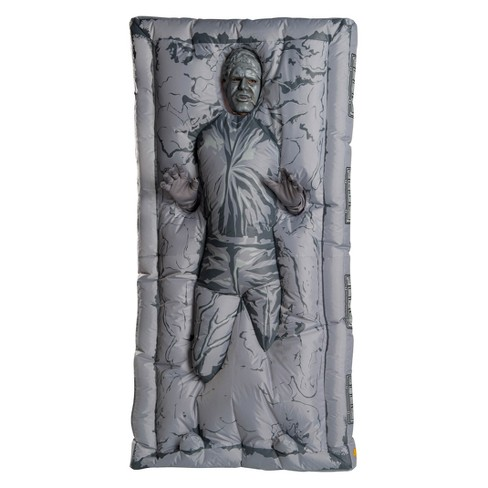 Star Wars Men's Classic Inflatable Han Solo in Carbonite Halloween Costume - One Size - image 1 of 1