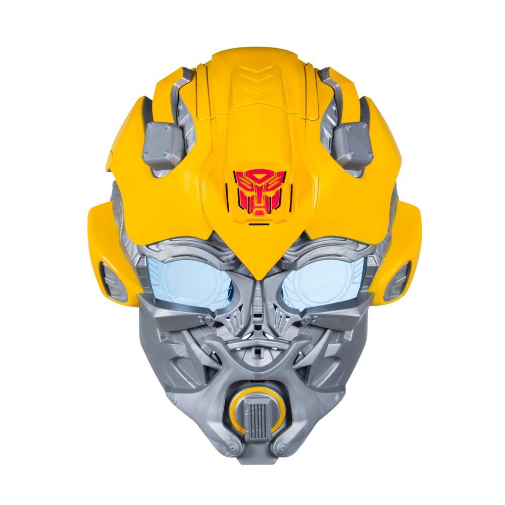 Transformers Bumblebee - Bumblebee Voice Changer Mask, Kids Unisex