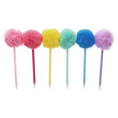 6ct Puff Party Favor Pens - Spritz™