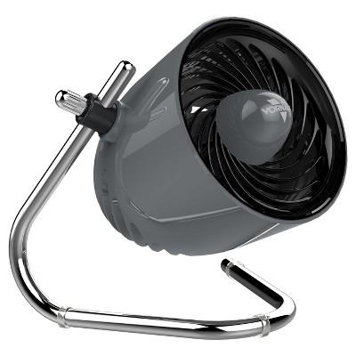 Vornado Pivot Personal Air Circulator Fan Gray