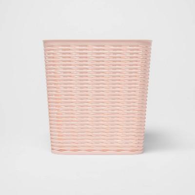 "11"" 16L Wave Design Cube Basket - Room Essentials™"