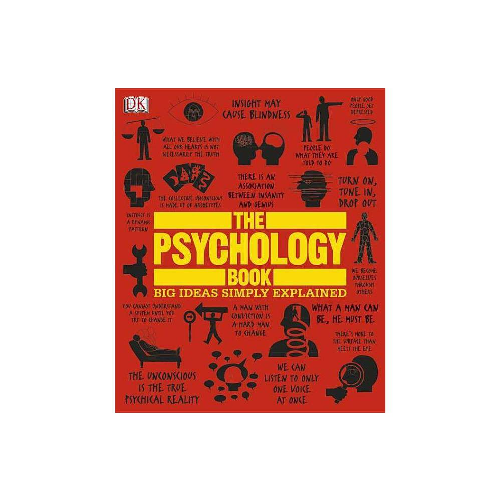 The Psychology Book Big Ideas Hardcover