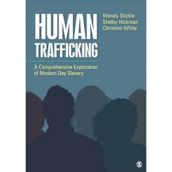 Human Trafficking - by  Wendy Stickle & Shelby Hickman & Christine a White (Paperback)