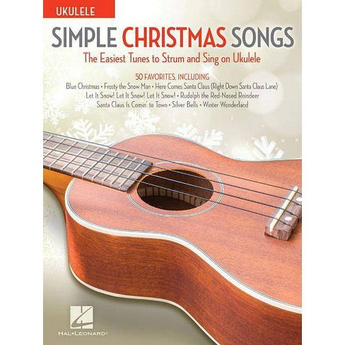 Simple Christmas Songs - (Paperback) - image 1 of 1
