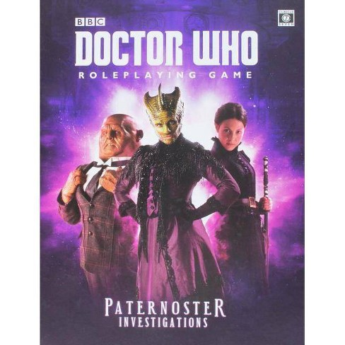 Dr Who Paternoster Investigations - (Hardcover) - image 1 of 1