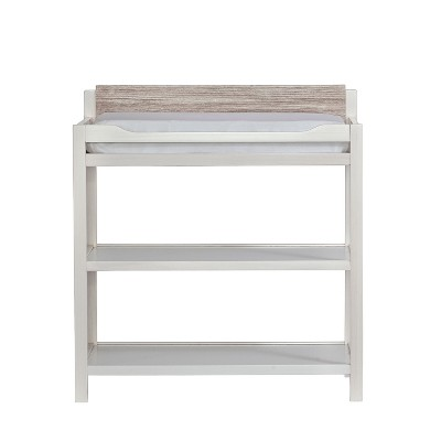 Suite Bebe Hayes Changing Table - White/Natural