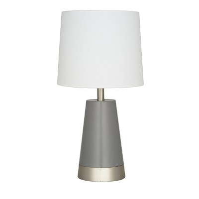 Taper Lamp Gray (Lamp Only)- Project 62™