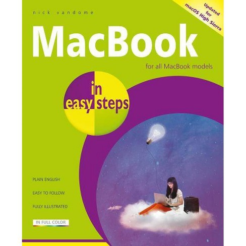 Macbook in Easy Steps - (In Easy Steps) 6by  Nick Vandome (Paperback) - image 1 of 1
