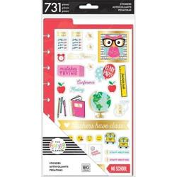 Teacher Productivity Sticker Pack - The Happy Planner : Target