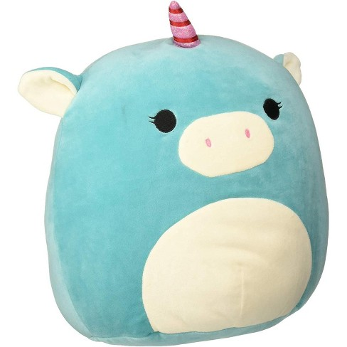 Squishmallows 8 Inch Plush Turquoise Unicorn Target