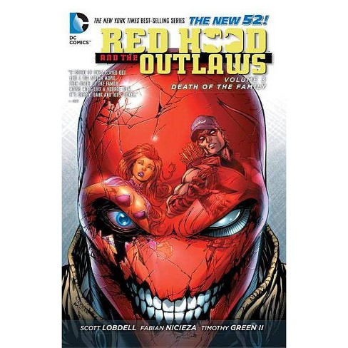 Death of the Family - (Red Hood and the Outlaws) by  Scott Lobdell (Paperback) - image 1 of 1