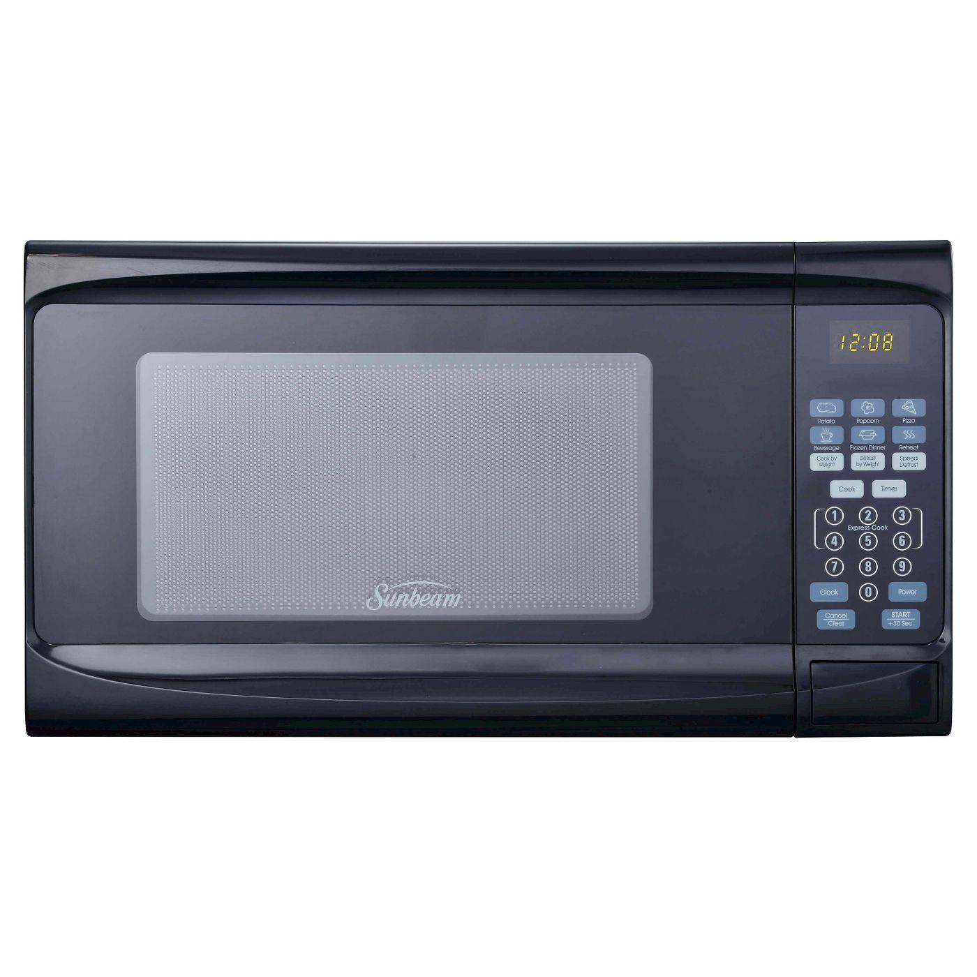 Sunbeam 0.7 cu ft Digital Microwave Oven