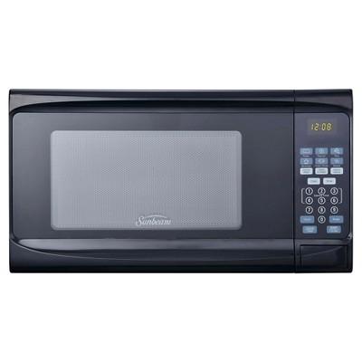 sunbeam 0 7 cu ft digital microwave oven black target rh target com tappan tmv151fb manual tappan microwave model tmv151fs manual