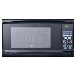 Sunbeam 0.7 cu ft Digital Microwave Oven - Black