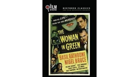 Woman In Green (DVD) - image 1 of 1