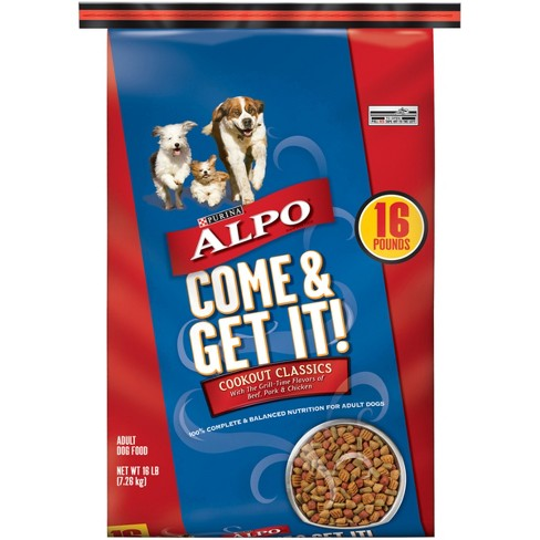 Purina ALPO Come & Get It! Cookout Classics Dry Dog Food - image 1 of 4