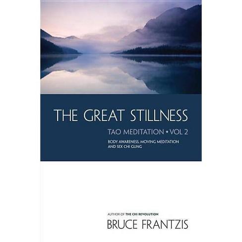 The Great Stillness - (Water Method of Taoist Meditation) by Bruce Frantzis  (Paperback)