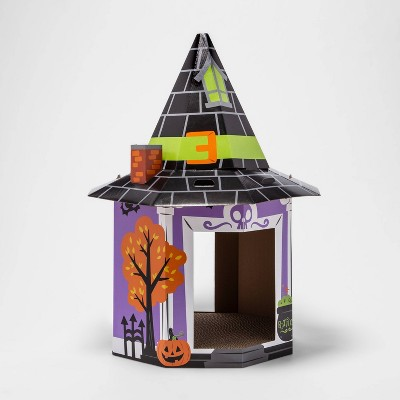 Witch House Cat Scratcher - Hyde & EEK! Boutique™