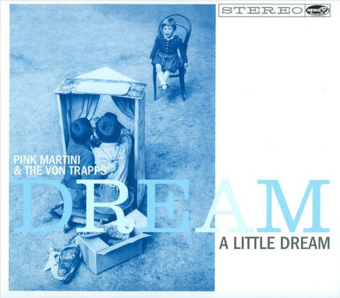 Pink martini - Dream a little dream (CD) - image 1 of 1