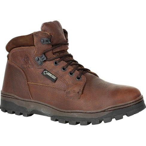 Men's Rocky Outback Plain Toe GORE-TEX® Waterproof Outdoor Boot - image 1 of 4