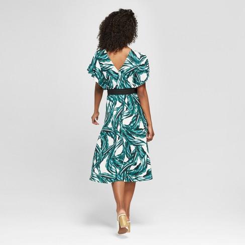 c5288e6c7d0 Women s V-Back Midi Dress - Who What Wear™   Target