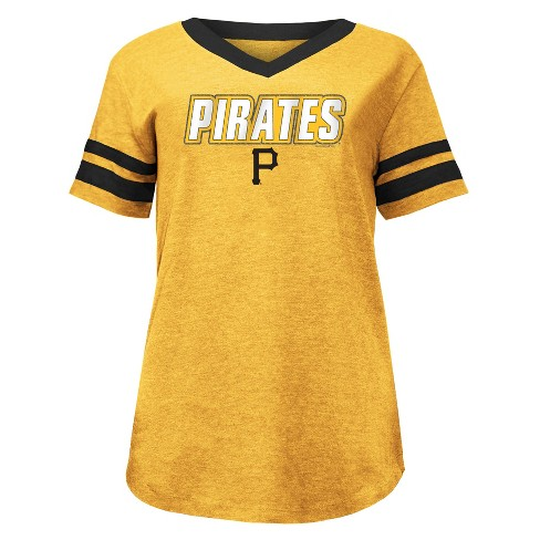 Mlb Pittsburgh Pirates Women S Pride Heather T Shirt Target