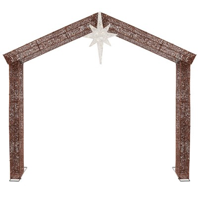 Philips 70ct Christmas LED Glitter String Stable Pure White
