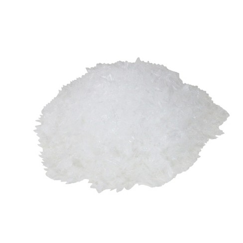 Northlight White Artificial Powder Snow Flakes for Christmas Crafts and Decorating 2.5qts - image 1 of 2