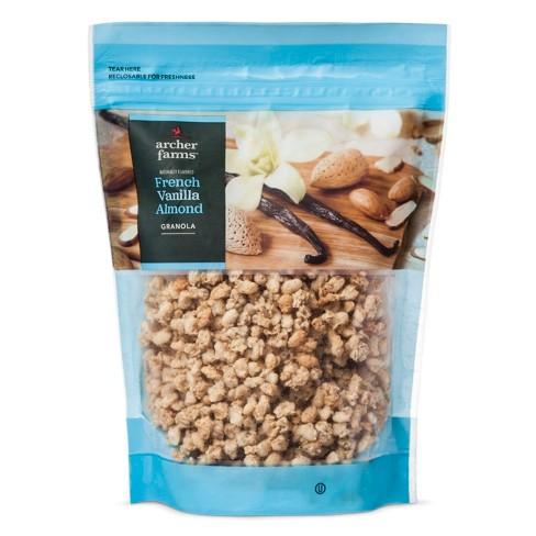 French Vanilla Almond Granola - 12oz - Archer Farms™ - image 1 of 1