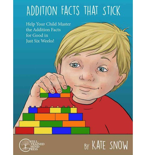 Addition Facts That Stick : Help Your Child Master the Addition Facts for Good in Just Six Weeks - image 1 of 1