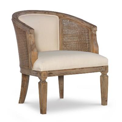 Kensington Chair Bone - Linon