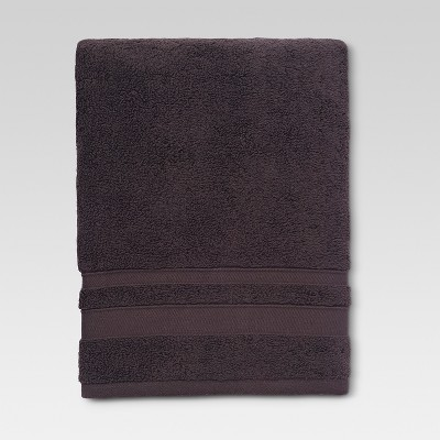 Performance Solid Bath Towels Squirrel Nut Brown - Threshold™