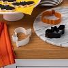 3pc Stainless Steel Cookie Cutter Set - Hyde & EEK! Boutique™ - image 2 of 4