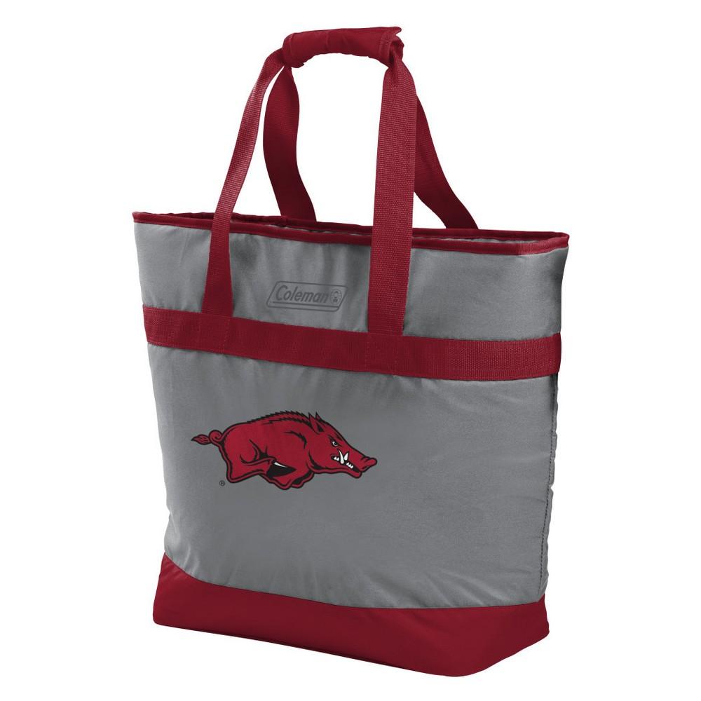 Arkansas Razorbacks Coleman Large Cooler Tote Bag