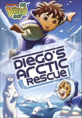 Go Diego Go!: Diego's Arctic Rescue (DVD)