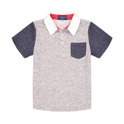 Andy & Evan  Toddler  Polo Shirt
