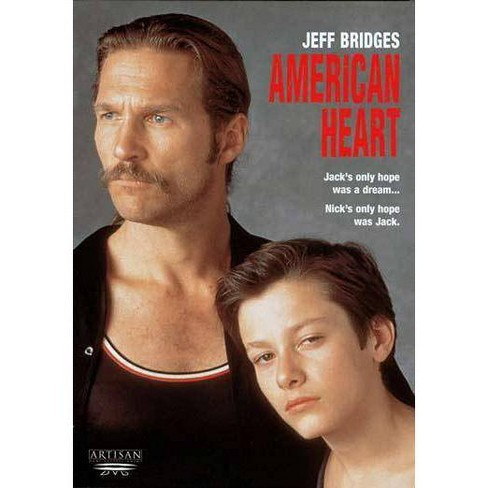 American Heart (DVD) - image 1 of 1