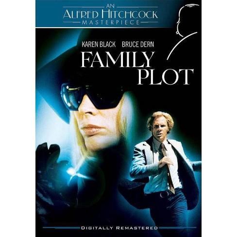 Family Plot (DVD) - image 1 of 1