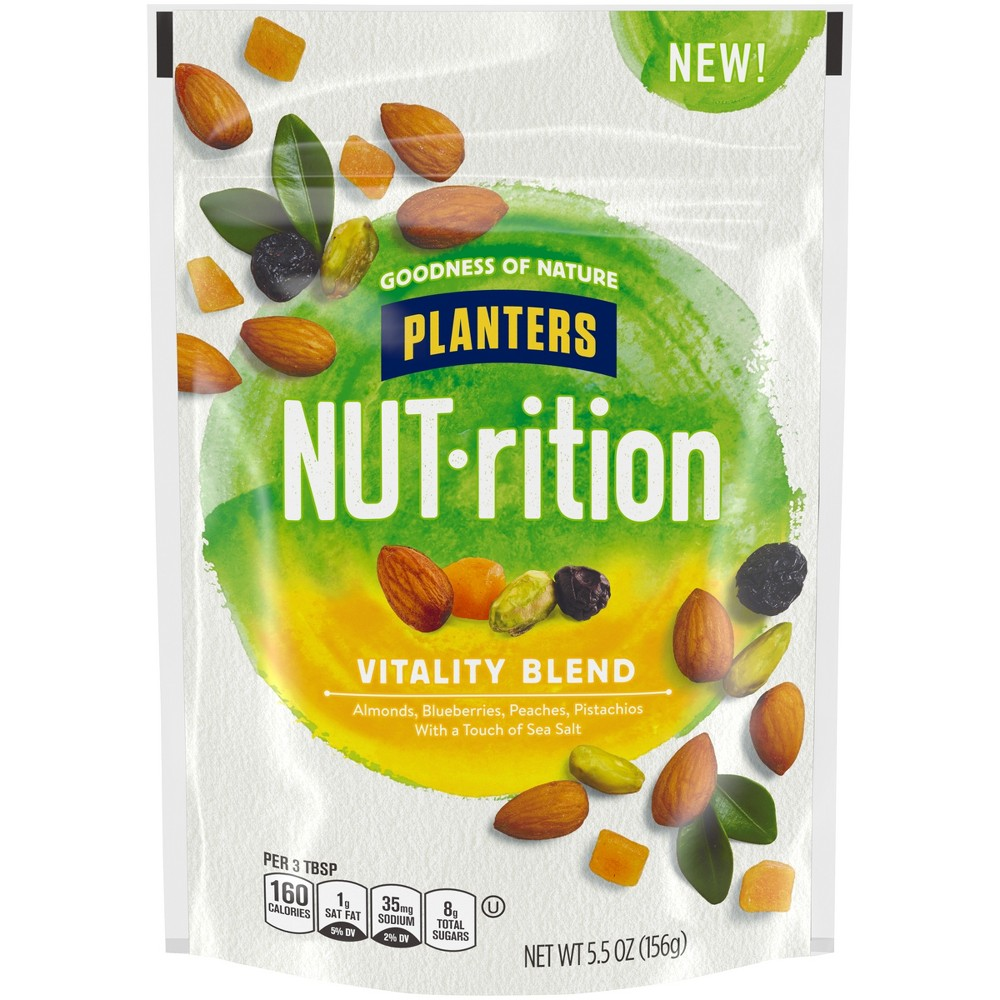 Planters Nutrition Vitality blend
