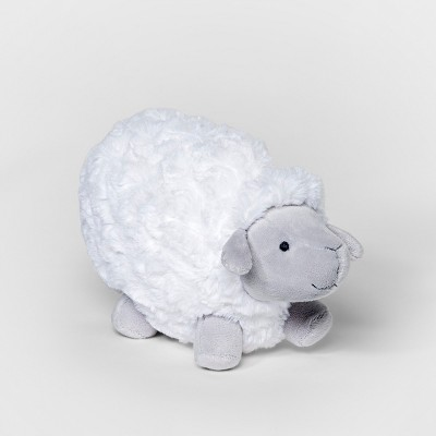 Babys' Sheep Waggy - Just One You® made by carter's White