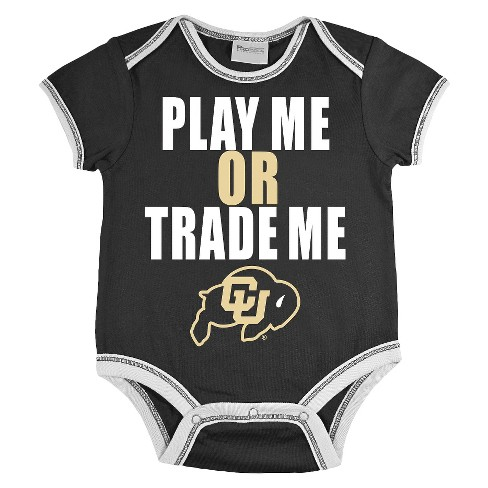 9bb4bcd06 Colorado Buffaloes Boy 3 Pc Body Suit   Target