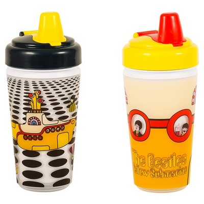 Daphyl's Beatles sippy cup - 2pk